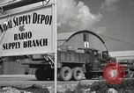 Image of naval supply depot Guam Mariana Islands, 1945, second 39 stock footage video 65675061214