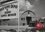 Image of naval supply depot Guam Mariana Islands, 1945, second 40 stock footage video 65675061214