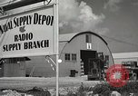 Image of naval supply depot Guam Mariana Islands, 1945, second 41 stock footage video 65675061214