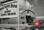 Image of naval supply depot Guam Mariana Islands, 1945, second 43 stock footage video 65675061214