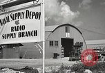 Image of naval supply depot Guam Mariana Islands, 1945, second 45 stock footage video 65675061214