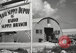 Image of naval supply depot Guam Mariana Islands, 1945, second 48 stock footage video 65675061214
