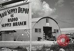 Image of naval supply depot Guam Mariana Islands, 1945, second 49 stock footage video 65675061214