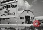 Image of naval supply depot Guam Mariana Islands, 1945, second 50 stock footage video 65675061214