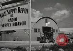Image of naval supply depot Guam Mariana Islands, 1945, second 57 stock footage video 65675061214