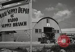 Image of naval supply depot Guam Mariana Islands, 1945, second 58 stock footage video 65675061214
