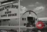 Image of naval supply depot Guam Mariana Islands, 1945, second 59 stock footage video 65675061214