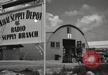 Image of naval supply depot Guam Mariana Islands, 1945, second 60 stock footage video 65675061214