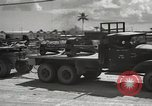 Image of naval supply depot Guam Mariana Islands, 1945, second 26 stock footage video 65675061216