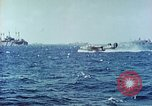 Image of United States Navy officers Pacific Theater, 1944, second 22 stock footage video 65675061219