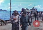 Image of Admiral Richmond Turner Saipan Northern Mariana Islands, 1944, second 8 stock footage video 65675061222