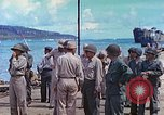 Image of Admiral Richmond Turner Saipan Northern Mariana Islands, 1944, second 17 stock footage video 65675061222