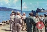 Image of Admiral Richmond Turner Saipan Northern Mariana Islands, 1944, second 29 stock footage video 65675061222