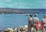 Image of Admiral Richmond Turner Saipan Northern Mariana Islands, 1944, second 39 stock footage video 65675061222