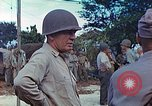 Image of Admiral Richmond Turner Saipan Northern Mariana Islands, 1944, second 51 stock footage video 65675061222