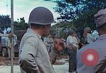 Image of Admiral Richmond Turner Saipan Northern Mariana Islands, 1944, second 52 stock footage video 65675061222