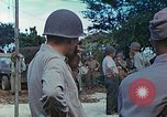 Image of Admiral Richmond Turner Saipan Northern Mariana Islands, 1944, second 53 stock footage video 65675061222