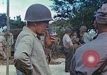 Image of Admiral Richmond Turner Saipan Northern Mariana Islands, 1944, second 55 stock footage video 65675061222