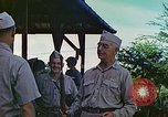 Image of Admiral Richmond Turner Saipan Northern Mariana Islands, 1944, second 57 stock footage video 65675061222