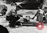 Image of United States soldiers Enewetak Atoll Marshall Islands, 1944, second 4 stock footage video 65675061238