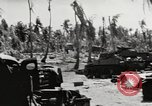 Image of United States soldiers Enewetak Atoll Marshall Islands, 1944, second 6 stock footage video 65675061238