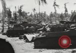 Image of United States soldiers Enewetak Atoll Marshall Islands, 1944, second 7 stock footage video 65675061238