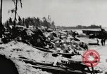 Image of United States soldiers Enewetak Atoll Marshall Islands, 1944, second 37 stock footage video 65675061238