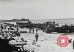 Image of United States soldiers Enewetak Atoll Marshall Islands, 1944, second 41 stock footage video 65675061238