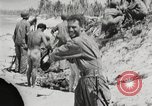 Image of United States soldiers Enewetak Atoll Marshall Islands, 1944, second 44 stock footage video 65675061238