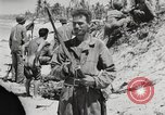Image of United States soldiers Enewetak Atoll Marshall Islands, 1944, second 48 stock footage video 65675061238