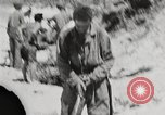 Image of United States soldiers Enewetak Atoll Marshall Islands, 1944, second 49 stock footage video 65675061238