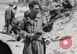Image of United States soldiers Enewetak Atoll Marshall Islands, 1944, second 50 stock footage video 65675061238