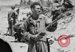 Image of United States soldiers Enewetak Atoll Marshall Islands, 1944, second 52 stock footage video 65675061238