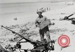 Image of United States soldiers Enewetak Atoll Marshall Islands, 1944, second 15 stock footage video 65675061239