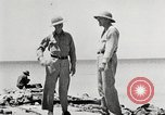 Image of United States soldiers Enewetak Atoll Marshall Islands, 1944, second 23 stock footage video 65675061239