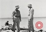Image of United States soldiers Enewetak Atoll Marshall Islands, 1944, second 25 stock footage video 65675061239