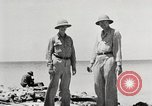 Image of United States soldiers Enewetak Atoll Marshall Islands, 1944, second 32 stock footage video 65675061239