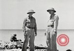Image of United States soldiers Enewetak Atoll Marshall Islands, 1944, second 35 stock footage video 65675061239
