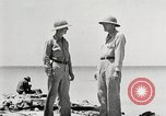 Image of United States soldiers Enewetak Atoll Marshall Islands, 1944, second 36 stock footage video 65675061239