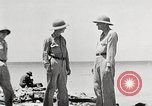 Image of United States soldiers Enewetak Atoll Marshall Islands, 1944, second 37 stock footage video 65675061239