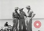 Image of United States soldiers Enewetak Atoll Marshall Islands, 1944, second 40 stock footage video 65675061239