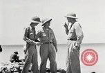 Image of United States soldiers Enewetak Atoll Marshall Islands, 1944, second 42 stock footage video 65675061239