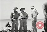 Image of United States soldiers Enewetak Atoll Marshall Islands, 1944, second 45 stock footage video 65675061239