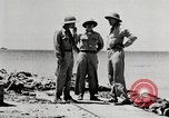 Image of United States soldiers Enewetak Atoll Marshall Islands, 1944, second 54 stock footage video 65675061239