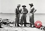 Image of United States soldiers Enewetak Atoll Marshall Islands, 1944, second 55 stock footage video 65675061239