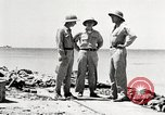 Image of United States soldiers Enewetak Atoll Marshall Islands, 1944, second 56 stock footage video 65675061239