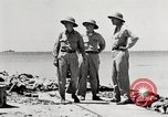 Image of United States soldiers Enewetak Atoll Marshall Islands, 1944, second 58 stock footage video 65675061239