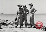 Image of United States soldiers Enewetak Atoll Marshall Islands, 1944, second 59 stock footage video 65675061239