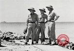 Image of United States soldiers Enewetak Atoll Marshall Islands, 1944, second 60 stock footage video 65675061239