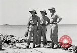Image of United States soldiers Enewetak Atoll Marshall Islands, 1944, second 62 stock footage video 65675061239